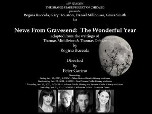 Shakespeare Project Of Chicago Presents Streaming Performances Of NEWS FROM GRAVESEND