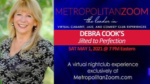 DEBRA COOK'S JILTED TO PERFECTION to be Presented Virtually in May