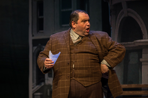 ONE MAN, TWO GUVNORS Returns To The Torch Theatre Stage