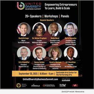 Scottsdale Center For The Performing Arts Announces 2021 United Diversity Business Summit