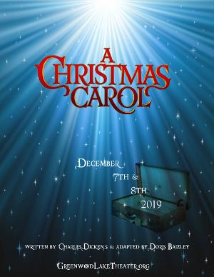 Greenwood Lake Theater and Warwick Historical Society to Present A CHRISTMAS CAROL