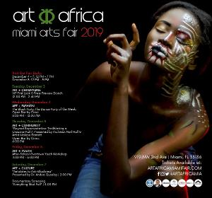 Art Africa Miami Set Or December 4-8, 2019 In Historic Overtown