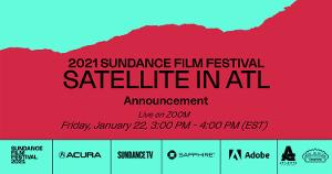 Atlanta Film Society & Sundance Film Festival Partner for Zoom Event
