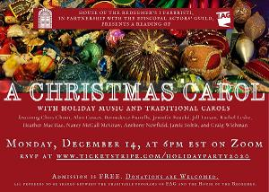 EAG And House Of The Redeemer Present A CHRISTMAS CAROL + Holiday Party