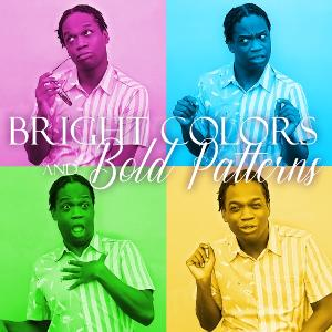 Stray Cat Theatre to Presents BRIGHT COLORS AND BOLD PATTERNS