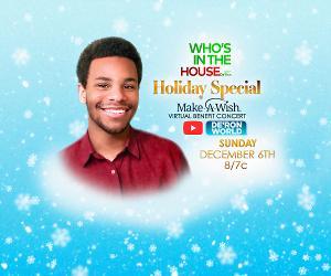 De'Ron Robertson Announces 2020 De'Ron World Holiday Special Promo