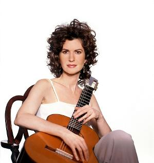 Wharton Institute For The Performing Arts Announces Online Master Class With Grammy-Winning Guitarist Sharon Isbin
