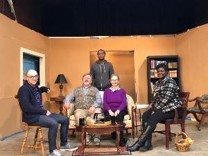 Rosedale Community Theatre Presents CLIFFHANGER