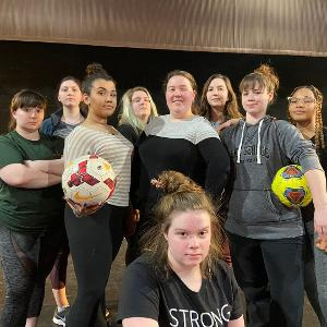 Elmira College Theatre  Brings Soccer Field To Stage With THE WOLVES