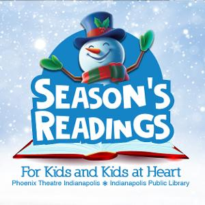 Phoenix Theatre & Indianapolis Public Library Present Actors Performing Holiday Books For Kids