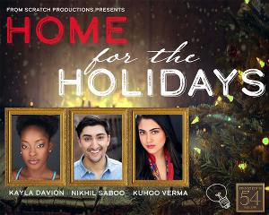 HOME FOR THE HOLIDAYS at Feinstein's/54 Below For One Night Only