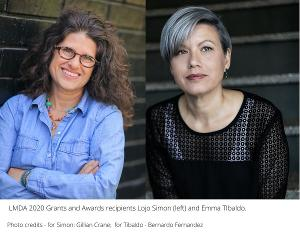 Literary Managers And Dramaturgs Of The Americas Announces 202o Grant Recipients
