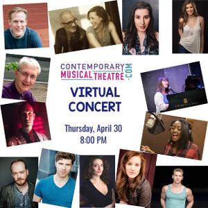 Kennedy Caughell, Aisha Jackson, and More Join ContemporaryMusicalTheatre.com's Concert Benefiting ASTEP
