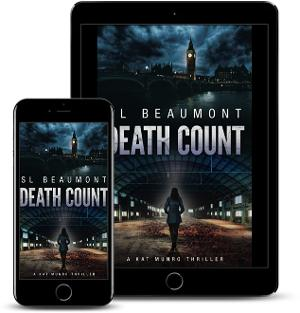 SL Beaumont Releases New Financial Crime Thriller DEATH COUNT