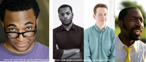 New Ohio Theatre And IRT Theater WelcomeKareem M. Lucasand The Team Of Zhailon Levingston, Alex Hare, & Nehemiah Luckett As Their Newest Archive Residency Artists