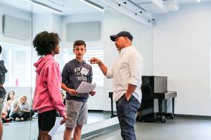 Open Jar Institute Presents Online Intensive With Broadway Legends