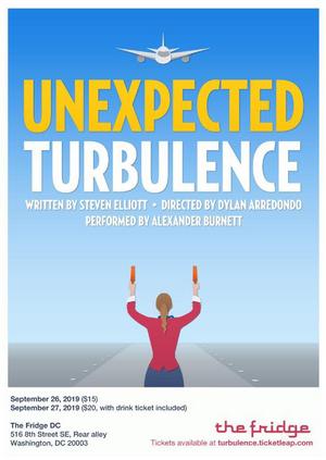 Alexander Burnett Stars In UNEXPECTED TURBULENCE: A New Play
