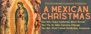 Newberry Consort Presents A MEXICAN CHRISTMAS