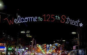 125th Street Business Improvement District Announces 26th Annual Harlem Holiday Lights Event: HARLEM LIGHT IT UP 2019