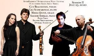 Pianist Saleem Ashkar Joins InterHarmony Festival In Italy And Germany