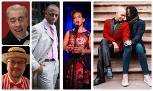 Dawn Derow, Jeremie Michael and Chuck Flowers to Join Upcoming PIANO BAR LIVE!