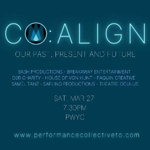 The Performance Collective Presents OUR, PAST, PRESENT, AND FUTURE Inaugural Fundraiser Event