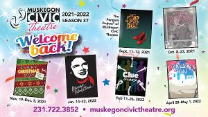 Muskegon Civic Theatre Announces Season 37