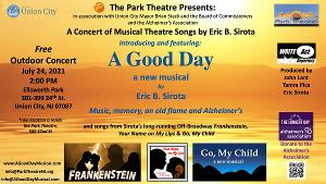 The Park Theatre and Write Act Repertory Present A GOOD DAY