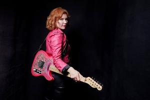Sue Foley Releases 'Southern Men' From Upcoming Pinky's Blues Album