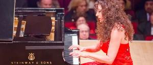 Pianist Rosa Antonelli to Host Online Watch Party for CONCERT AT CARNEGIE HALL