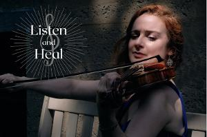 Svetlana Tsoneva Launches LISTEN AND HEAL To Support Artistic Community