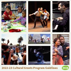 City Of Los Angeles Department Of Cultural Affairs Announces Release Of 2022-23 Cultural Grants Program Guidelines