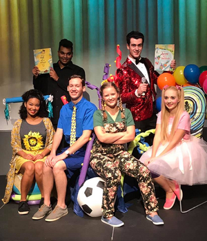 Norwalk's Stepping Stones Museum for Children Presents THE SILLY DILLY MUSICAL