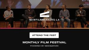 NewFilmmakers Los Angeles Virtual Film Festival Announced, August 22