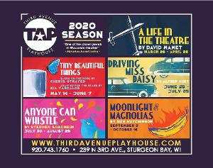 DRIVING MISS DAISY, ANYONE CAN WHISTLE and More Announced in Third Avenue Playhouse 2020 Season