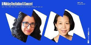 The National Women's History Museum Presents an Afternoon of Poetry and Music With Deborah Paredez and Donna Weng Friedman