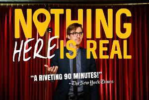 Gary Ferrar's NOTHING HERE IS REAL Begins Second Year Of Open-Ended Residency At The Oxbow Tavern