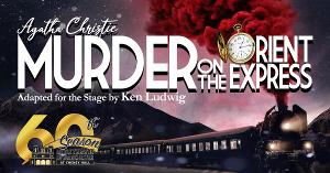 The Little Theatre of Manchester Will Open its 60th Anniversary Season with MURDER ON THE ORIENT EXPRESS