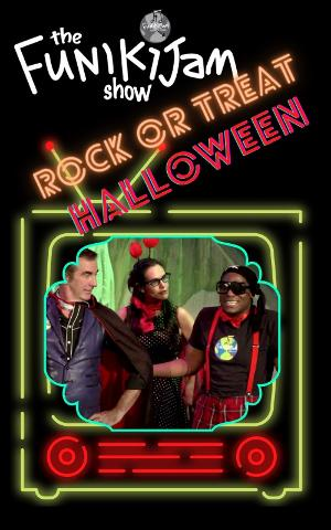 Families and Theaters Re-imagine Halloween Entertainment With FunikiJam's ROCK OR TREAT