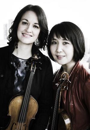 North/South Consonance, Inc Presents Violin Duo Miolina