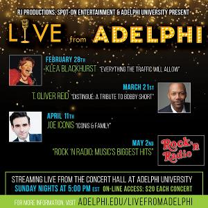 LIVE FROM ADELPHI Begins Spring Schedule With Ethel Merman Tribute