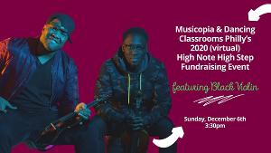 Black Violin to Appear as Special Guest at High Note High Step Event