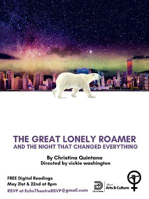 Echo Reads Presents THE GREAT LONELY ROMAER & THE NIGHT THAT CHANGED EVERYTHING By C. Quintana