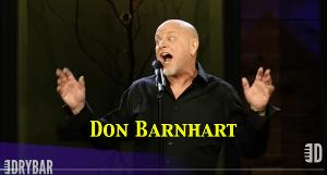 Don Barnhart Releases Dry Bar Comedy Special Complimenting His Las Vegas Residency