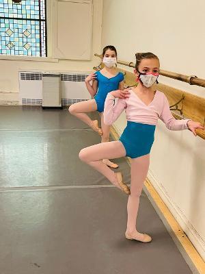 New York Theatre Ballet School Summer Intensive Registration Now Open