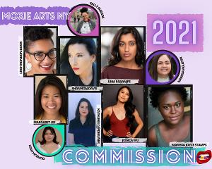 Moxie Arts NY Announces Virtual Season: The Moxie Commission