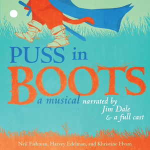 Jim Dale Narrates New Audiobook Musical PUSS IN BOOTS