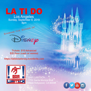 La Ti Do Cabaret Presets An Evening Of Disney