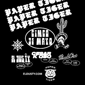 El Dusty to Perform Live At The Paper Tiger On Cinco De Mayo