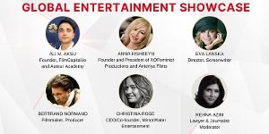 4thAnnual Global Entertainment Showcase Virtual Event Scheduled For July During French Riviera Film Festival